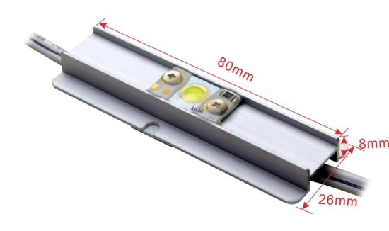 12V 1.6W Waterproof COB LED Module with UL Listed pictures & photos