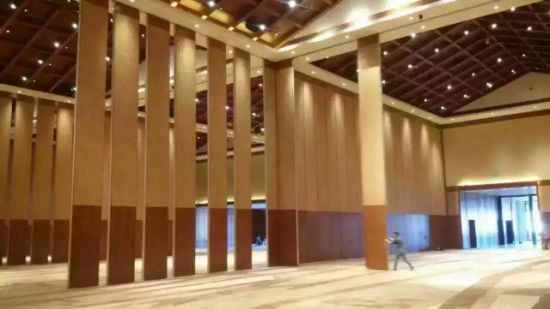 Acoustic Operable Partition Walls For Conference Hall, Meeting Hall pictures & photos