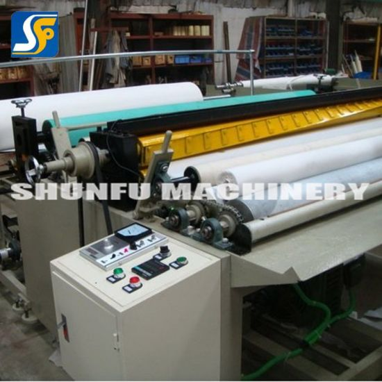 Automatic Toilet Paper Processing Equipment Slitting and Rewinding Machine Price pictures & photos