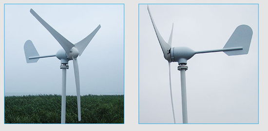 Horizontal Wind Energy Turbine / Wind Generator pictures & photos