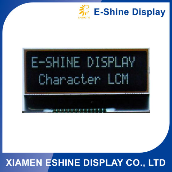 Characters Serial LCD Module for Sale EX1602A0 custom LCD display manufacturer in China