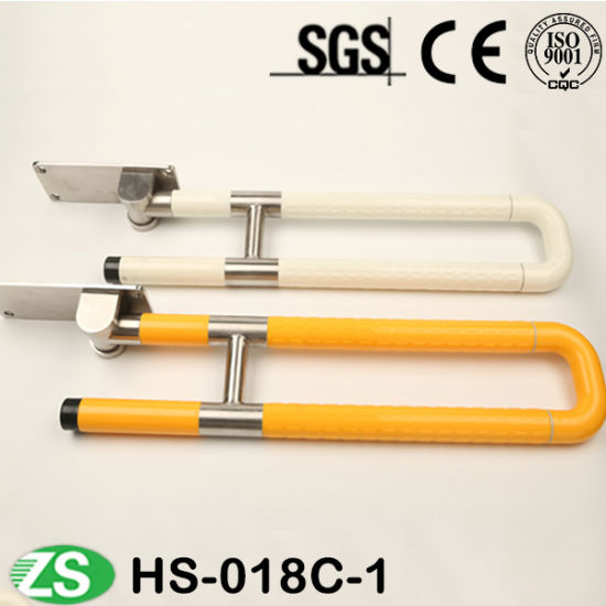 ABS Stainless Steel Handicap Stair Grab Bar Non-Slip Handrail pictures & photos