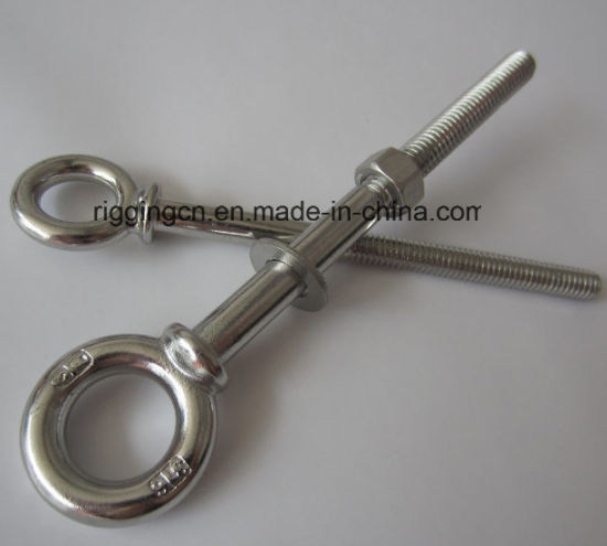 Stainless Steel Long Eye Bold pictures & photos