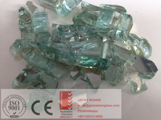 6-10mm Fireplace Glass/Broken Glass pictures & photos