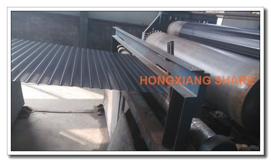 Warp Knitted Polyester Geogrid with CE for Construction pictures & photos