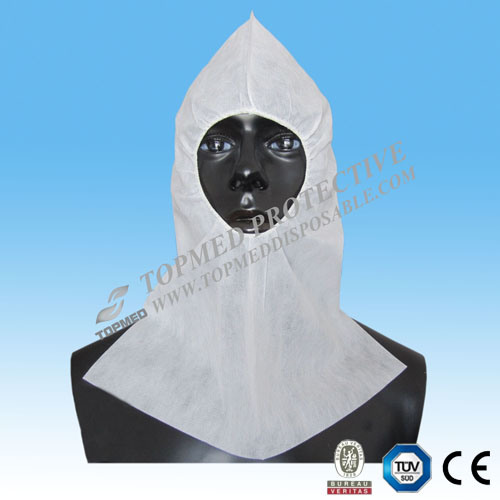 Disposable Worker Cap for Man, Disposable Dustproof Hed Cover
