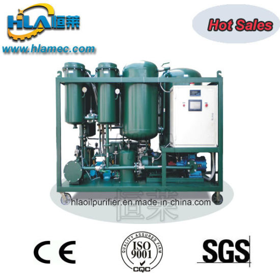 Dsf Vacuum Waste Vegetable Oil Purification with Interlocked Protective System pictures & photos