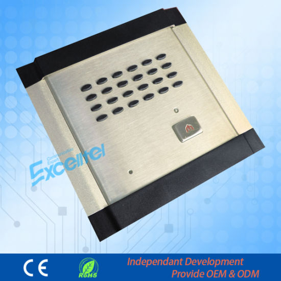 Excelltel Pabx Accessory Intercom Systemcdx102 Door Phone (Metal case)