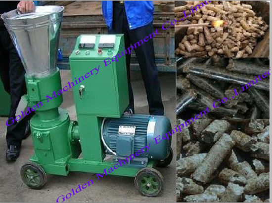 Selling China Home Use Flat Die Animal Feed Pellet Machine pictures & photos