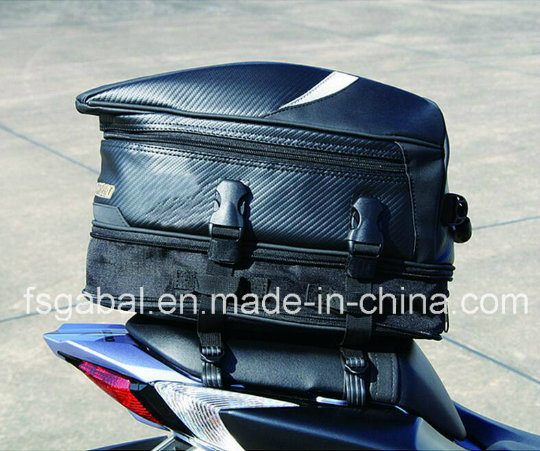 Rss9041 Waterproof Sports Racing Motorcycle Tail Bag pictures & photos