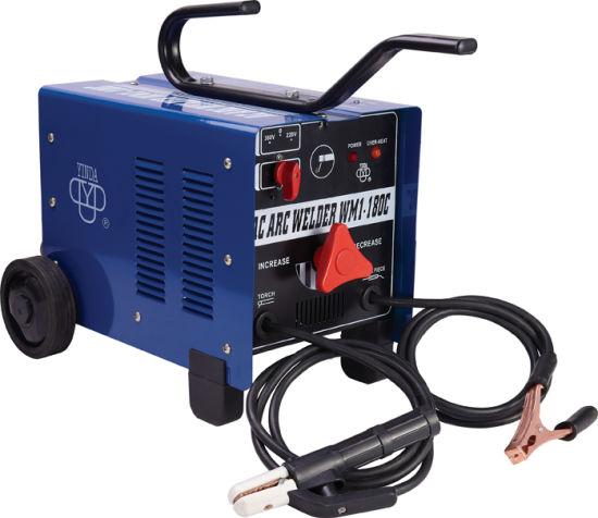 Bx1-250c Portable AC Welding Machine