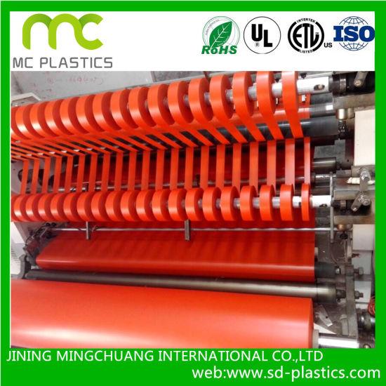 PVC Slitting Tape/Jumbo Roll/Plastic Rolls