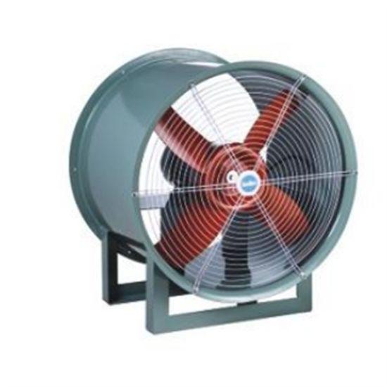 T35-11, Bt35-11, FT35-11 Axial-Flow Ventilator