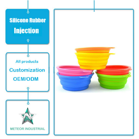 Customized Food Grade Silicone Products Daily Use Silicone Tableware Tools