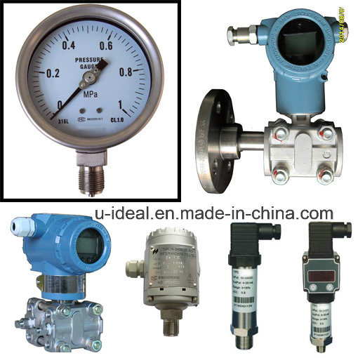 Capacitance Level / Differential Pressure Transmitter Sensor pictures & photos