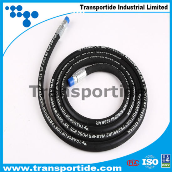 Transportide High Quality Oil Resistance Fuel Hose pictures & photos