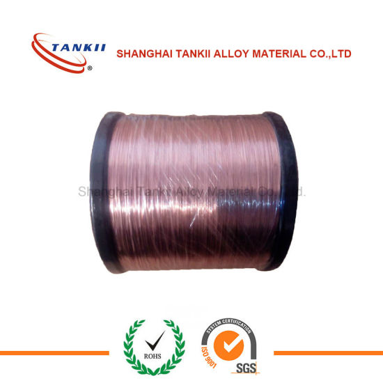 China T type Thermocouple Wire Copper constantan wire for industrial ...