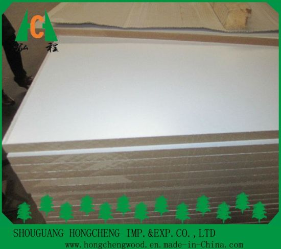 Melamine Laminate MDF/Melamine MDF /Good Quality pictures & photos