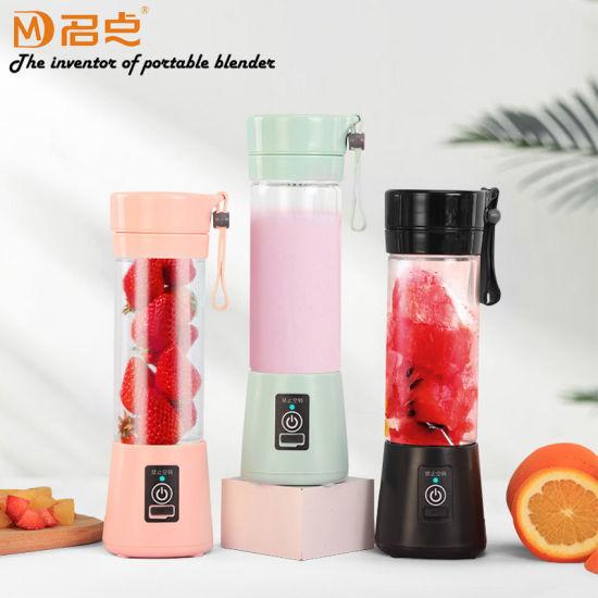 American Market Popular Rechargeable Juicer Blender Factory