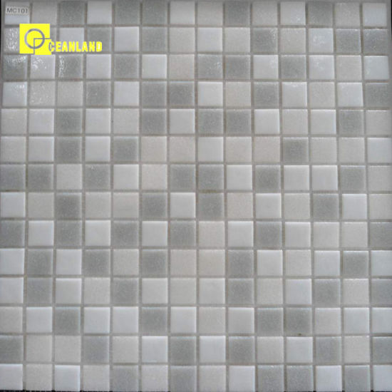 Different Types Cheap Marble Ceramic Mosaic Tiles Of Oceanland