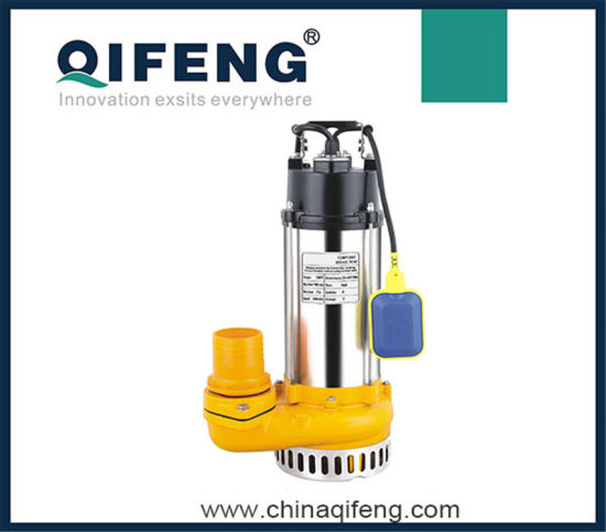Submersible Sewage Cut Water Pump (WQD-V2200)