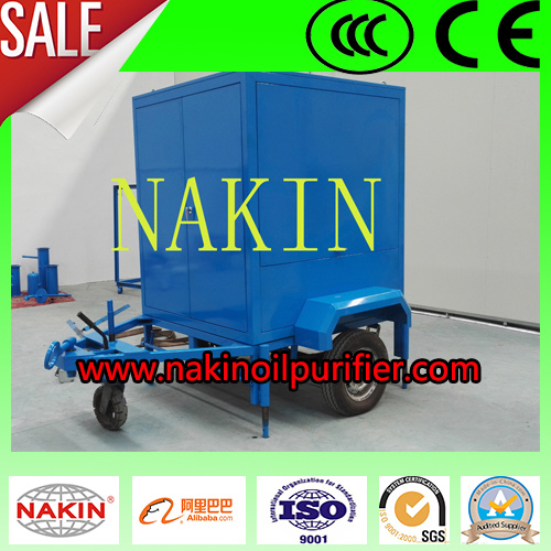 Trailer Type Vacuum Transformer Oil Purifier pictures & photos