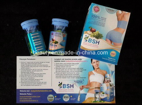 Bsh Body Slim Herbal Slimming Capsule Diet Pills pictures & photos