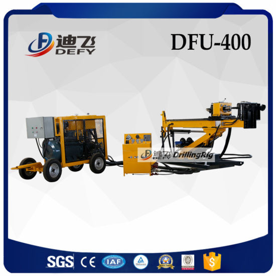 Portable Small Underground Geological Exploration Core Drilling Machine