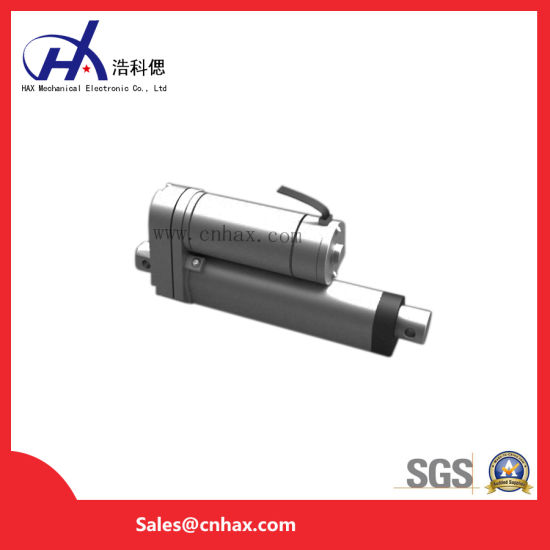 China DC Waterproof 12 Volt Linear Actuator for Electrically Powered