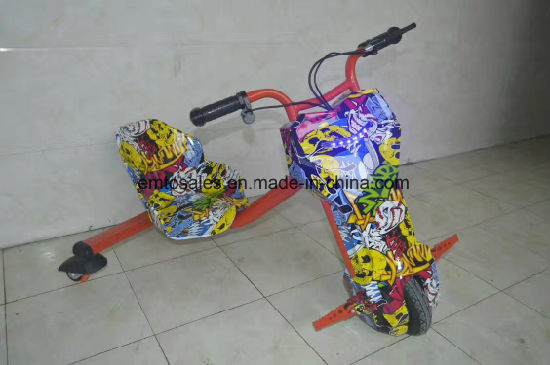 2016 Most Fashionable Drifting Car Kids Scooter 3 Wheel Electric Scooter pictures & photos