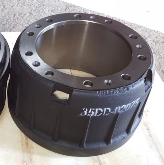 Top Quality OEM 7172079 Truck Brake Drum for Volvo/Benz/Man/Saf/Daf pictures & photos
