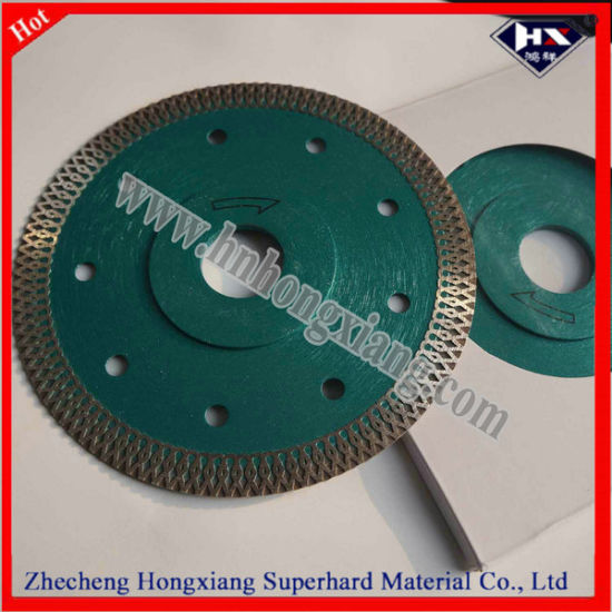Diamond Cutting Saw Blade for Ceramic Brick Tile pictures & photos