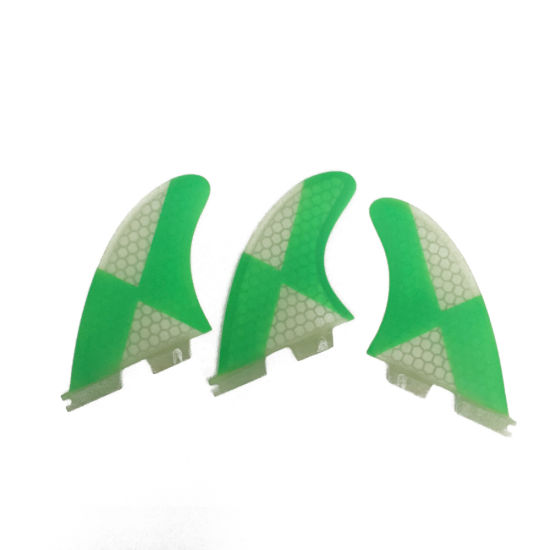 2818c2aa40 China Thruster Surf Fins Honeycomb Fcs 2 Medium Surfboards Fins ...