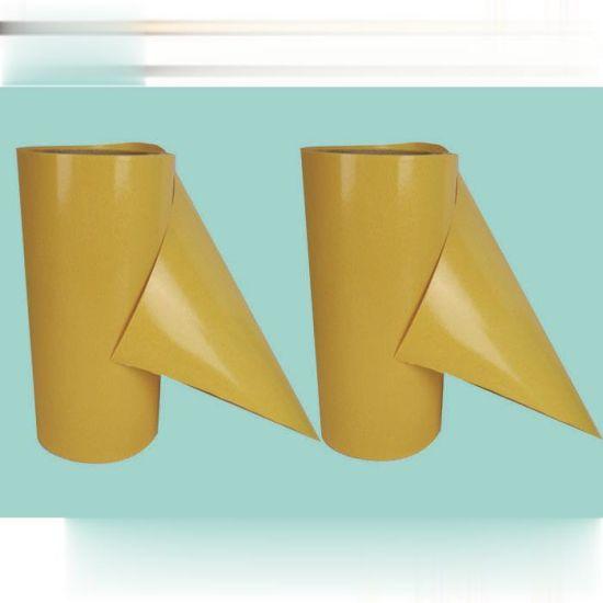 Heat-Sensitive Paper with Glassine Paper Liner