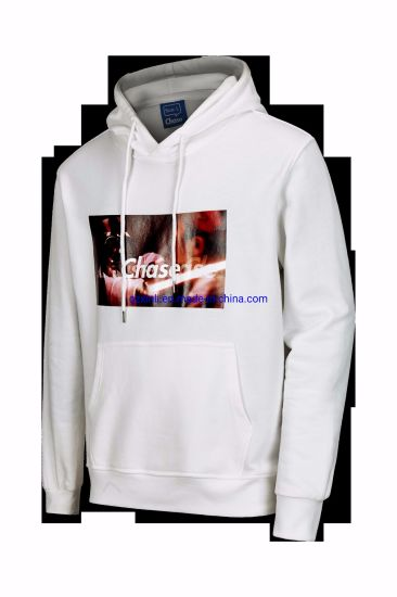 Men′s Classic Hoodie, Pullover Hoody. 100%Cotton Hoodie pictures & photos