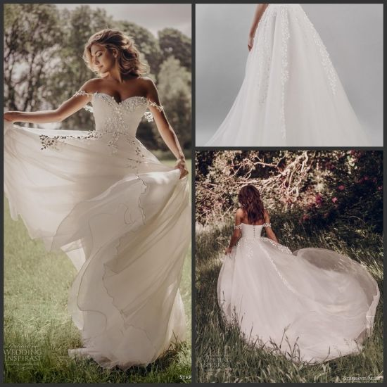 China Off Shoulder Bridal Gown Lace Leaves Beach Boho Wedding Dress Lb1904 China Wedding Dress And Bridal Dress Price,Beach Wedding Dress Ideas Plus Size