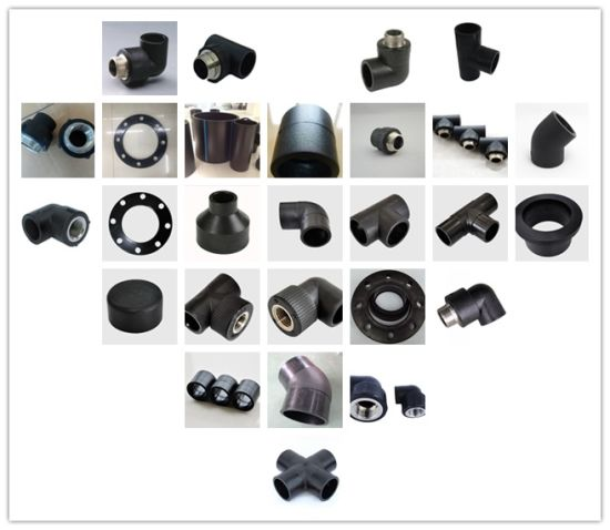 China 2019 Excellent Quality Black PE HDPE Pipe and Fittings