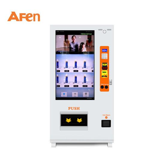 Afen Big Screen Large Screen Huge Screen Vending Machine for Sale