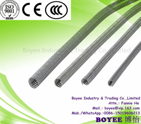 Electrical Steel Corrugated Flexible Conduit Pipe