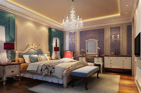 Chinese Wholesale Hospitality Furniture Custom Contemporary Hotel Bedroom Furniture Set