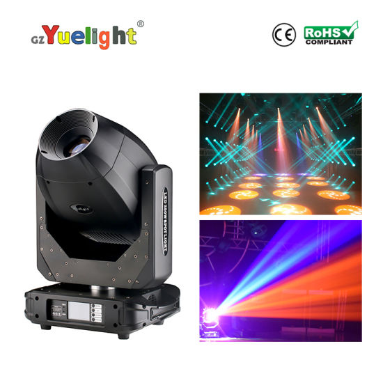 250W LED Spot/ Electric Focus Wash Moving Head Disco Light