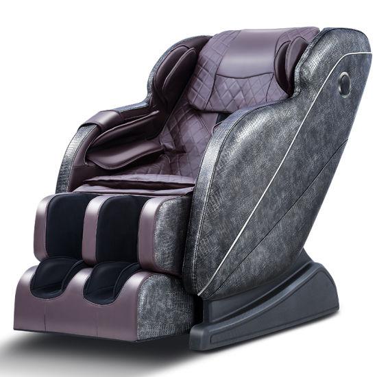 S-Track Zero Gravity Home Shiatsu Electric Massage Chair