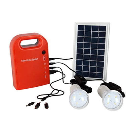 Dsola Hot Sale Rechargeable Portable Power Solar pictures & photos