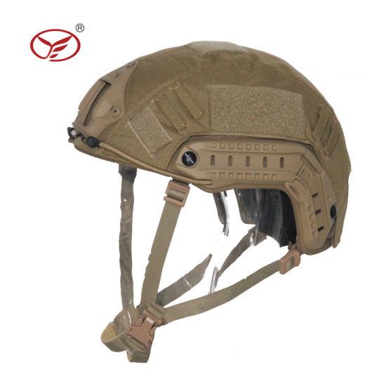 Aramid Uhwpe Sand Crye Precision OPS Core Fast Ballistic Helmet
