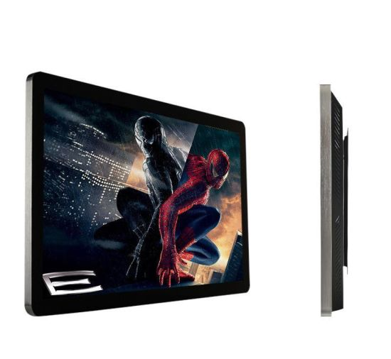 """32"""" LCD Wall Mounted Digital Player/Indoor Advertising Signage Monitor/Touch Screen Interactive Display"""