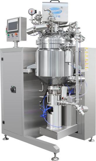 Guangzhou Jinzong Machinery Jrf Series Vacuum Homogenizer Machine