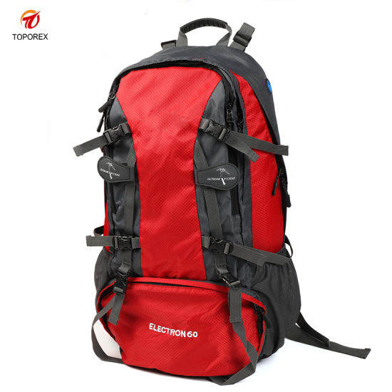 Manufacturer Fashion Hiking Shoulder Backpack Outdoor Travel Sports Camping Bag pictures & photos