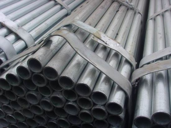 Hot Galvanizing Russian Standard Carbob Steel Pipe Standard Length pictures & photos