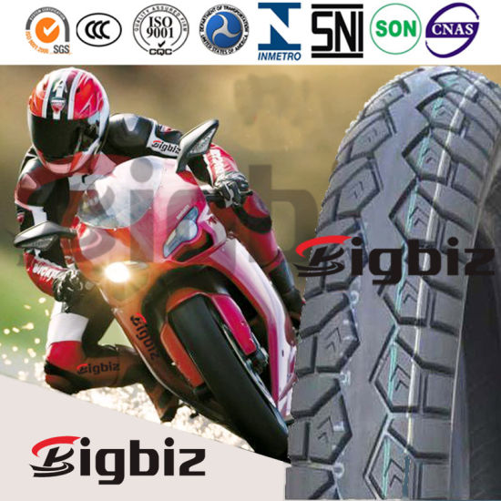 Popular New Road Design Tubeless Motorcycle Tyre/Tire
