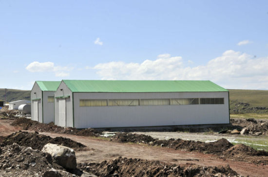 Selected Prefabricated Steel Warehouse (pH-02)